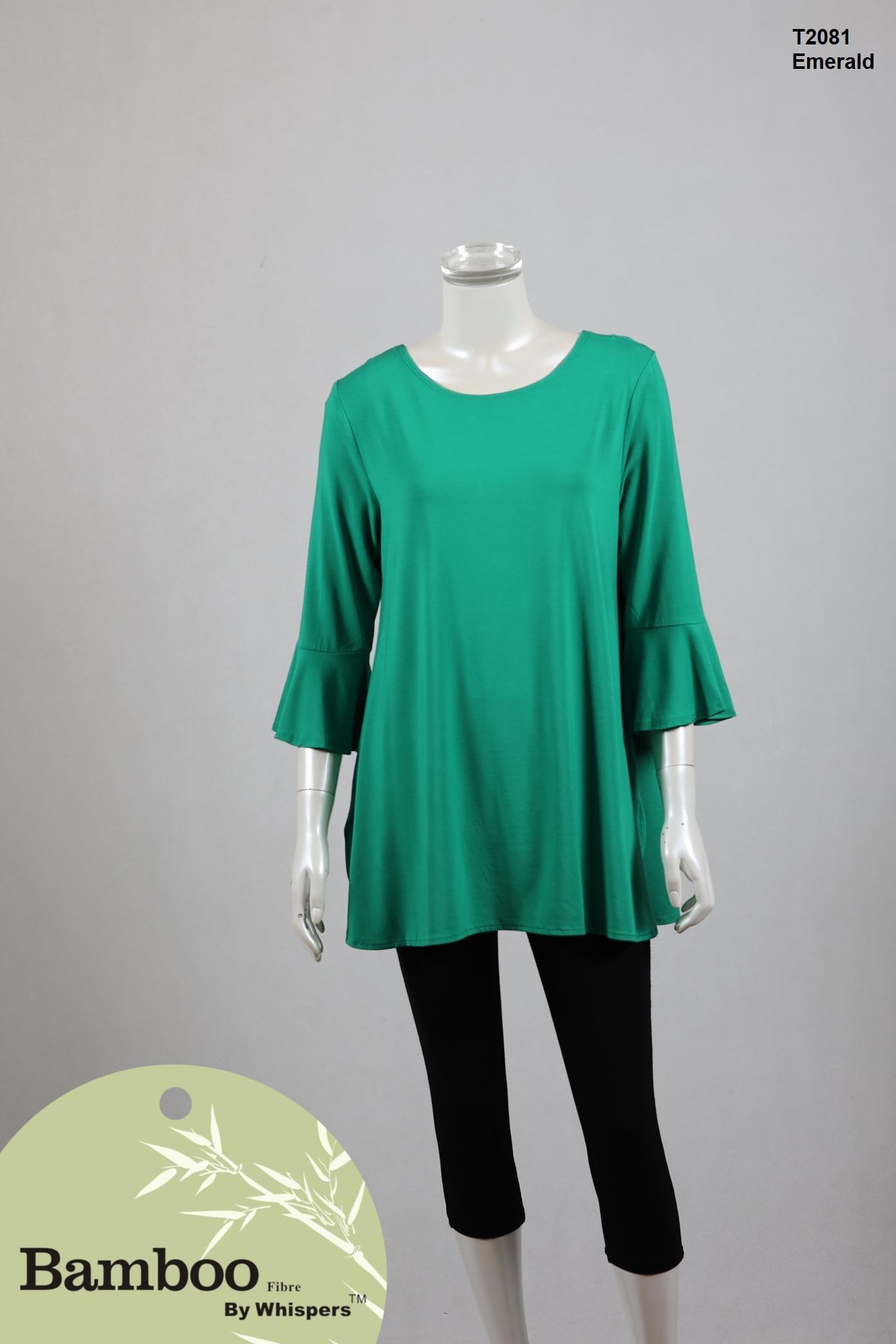 T2081-Bamboo Tunic-Emerald.JPG