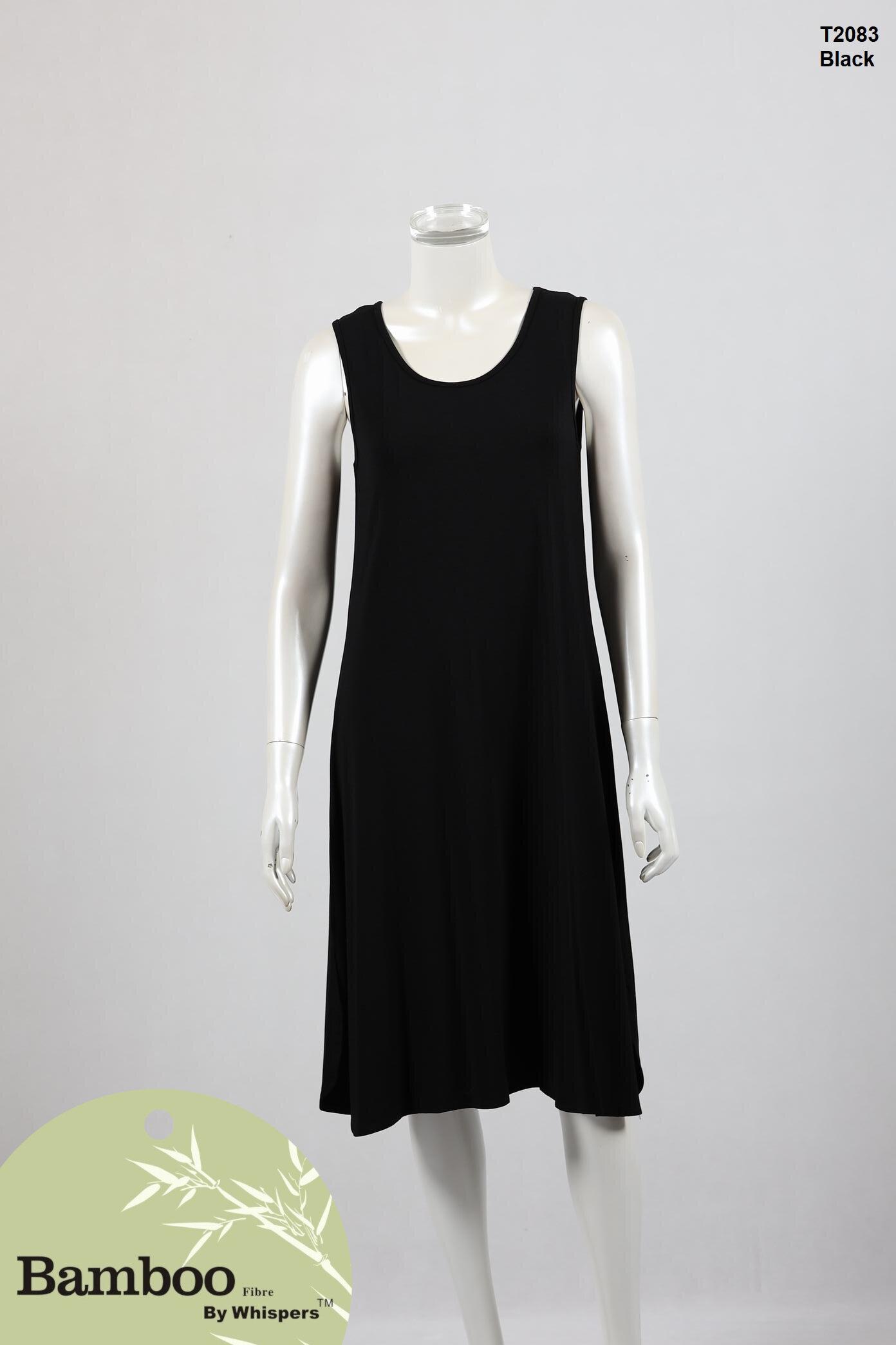 T2083-Bamboo Dress-Black.JPG