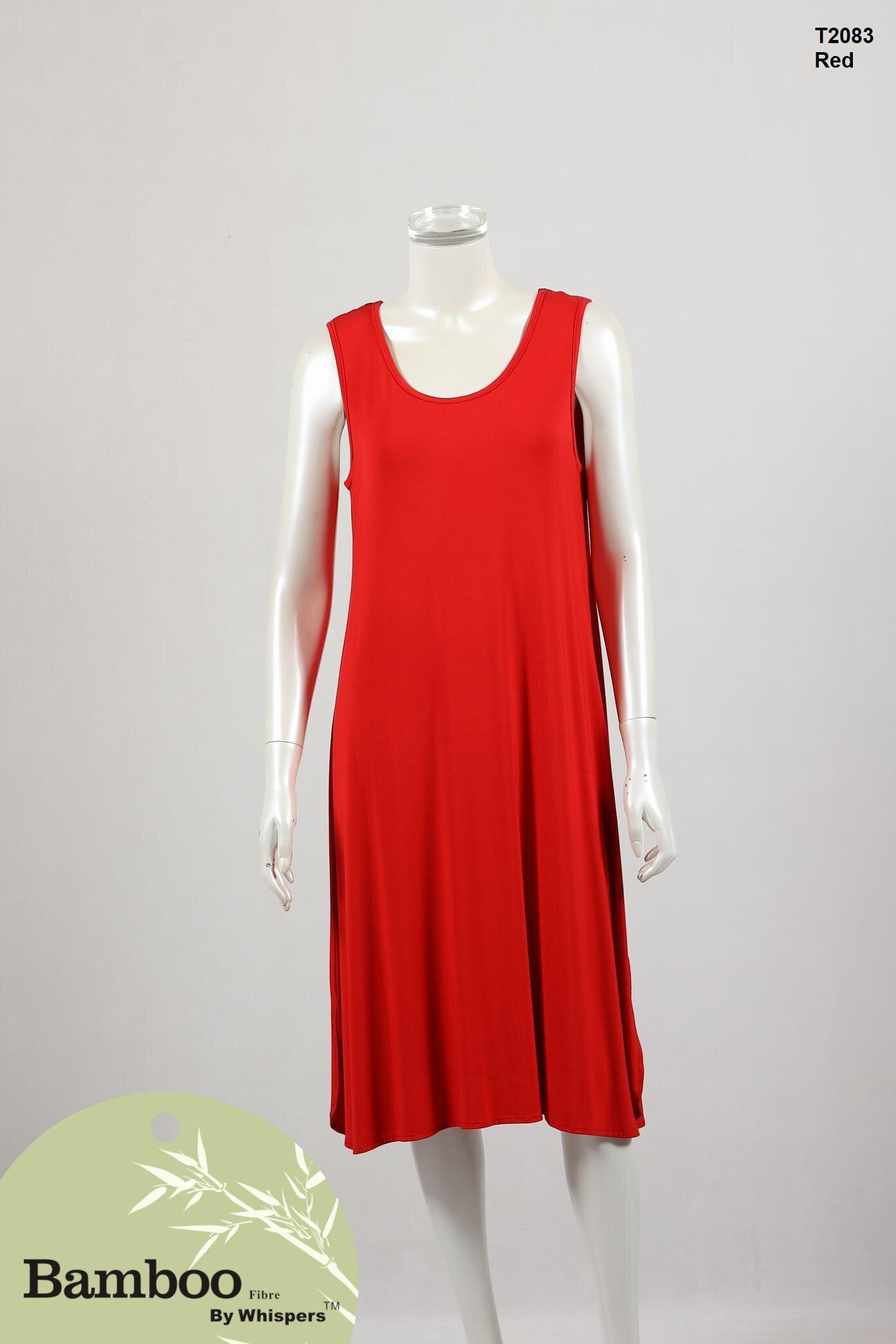 T2083-Bamboo Dress-Red.JPG