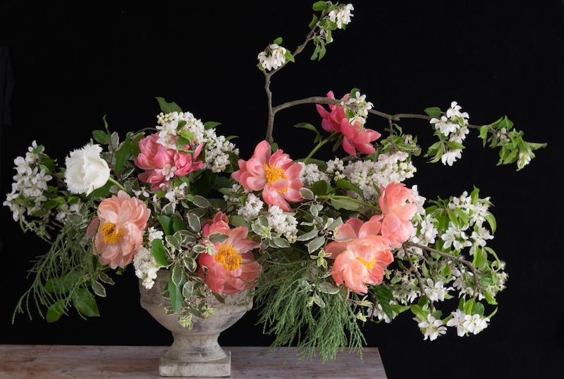Flowers by Urban Flower Farmer. Image by  Emma Davies