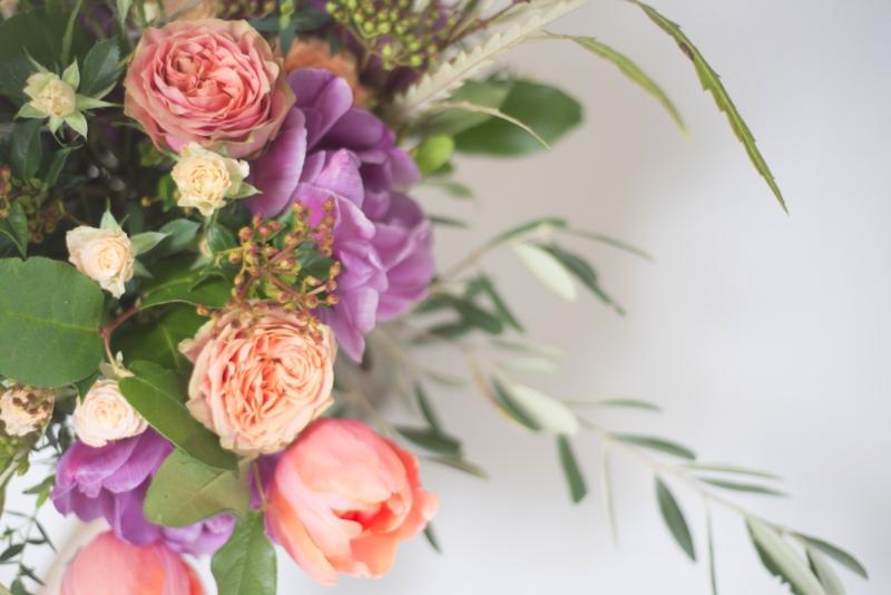 Image by Kim Gunn at Doodleshots. Flowers by Urban Flower Farmer