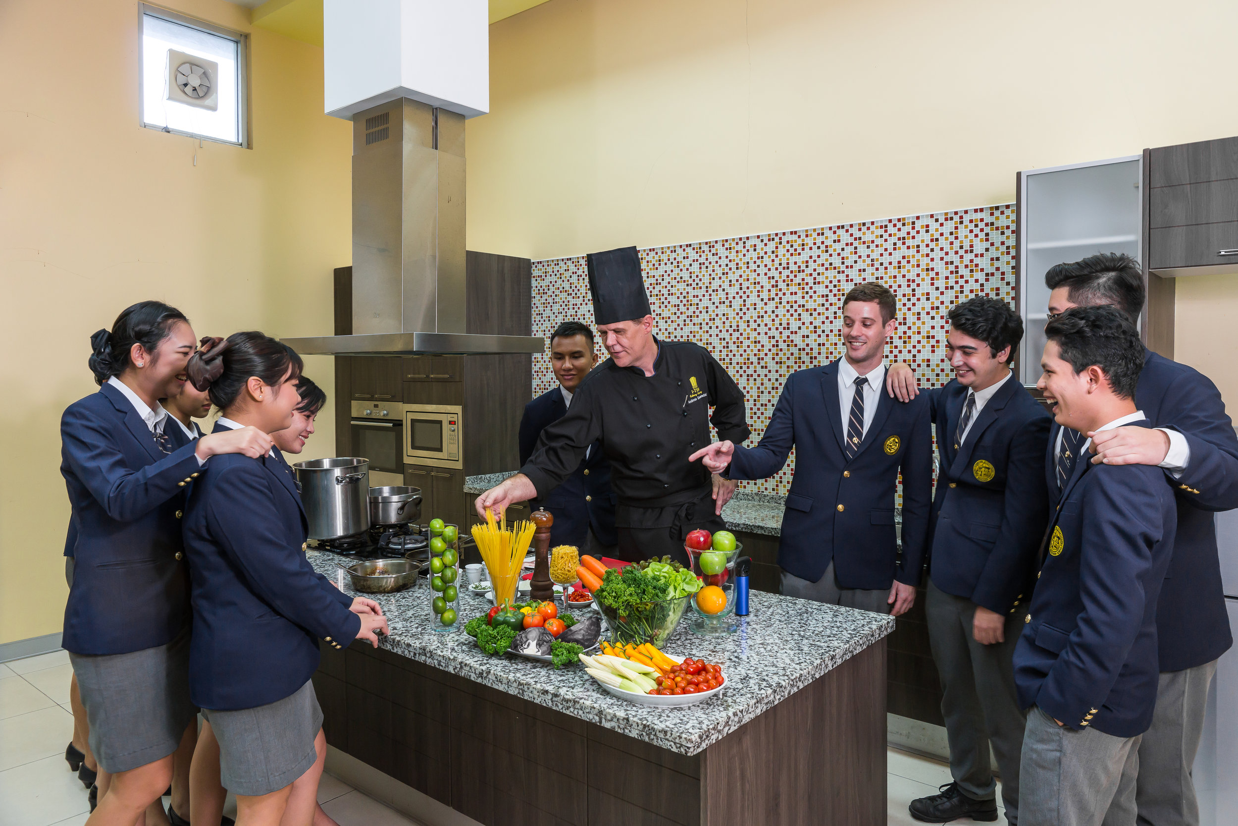 ….Our Flexible Programs..หลักสูตรที่ยืดหยุ่น…. - ….We offer diploma and certificate programs with internship experience and hands-on training for the hospitality career that suits you...เรามีหลักสูตรวุฒิบัตรและประกาศนียบัตร มาพร้อมการฝึกงาน และการอบรมโดยตรงเพื่อสายอาชีพด้านการบริการที่เหมาะกับคุณ….