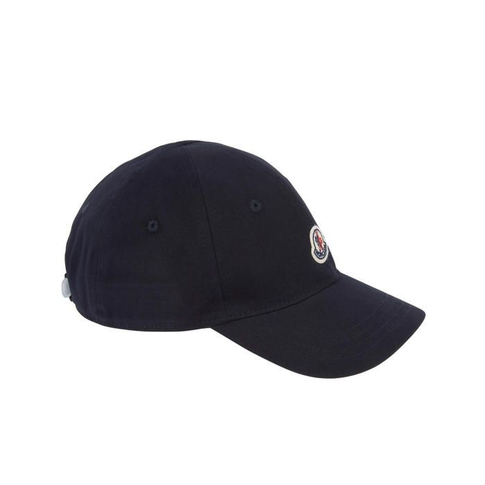 Moncler baseball cap, on our Melijoe wish list now.