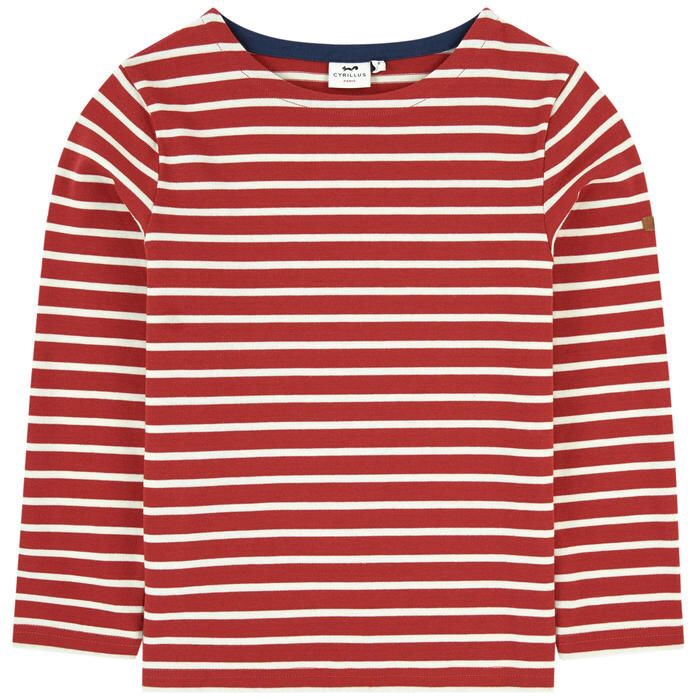 We got this Cyrillus stripe top in the blue/white colour way… but at this price the red stripe is super tempting!