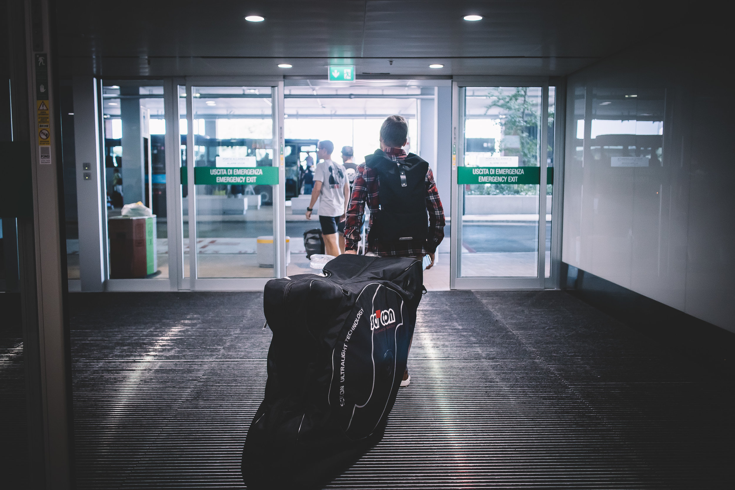 Airport Transfers - Coming from Barcelona or heading back home? Let us pick you up and deliver you to the airport or your accommodation with plenty of room for your bike and luggage.Price per pick up - Barcelona €190Girona €40