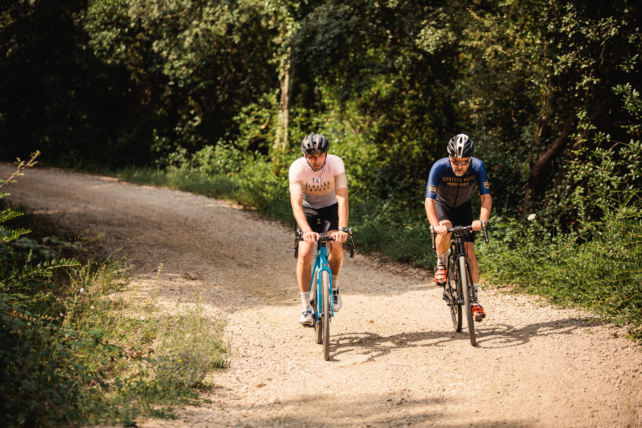 GUIded ride - Just looking for a single-day guided ride? We offer the same full and half days on gravel as we do on road!
