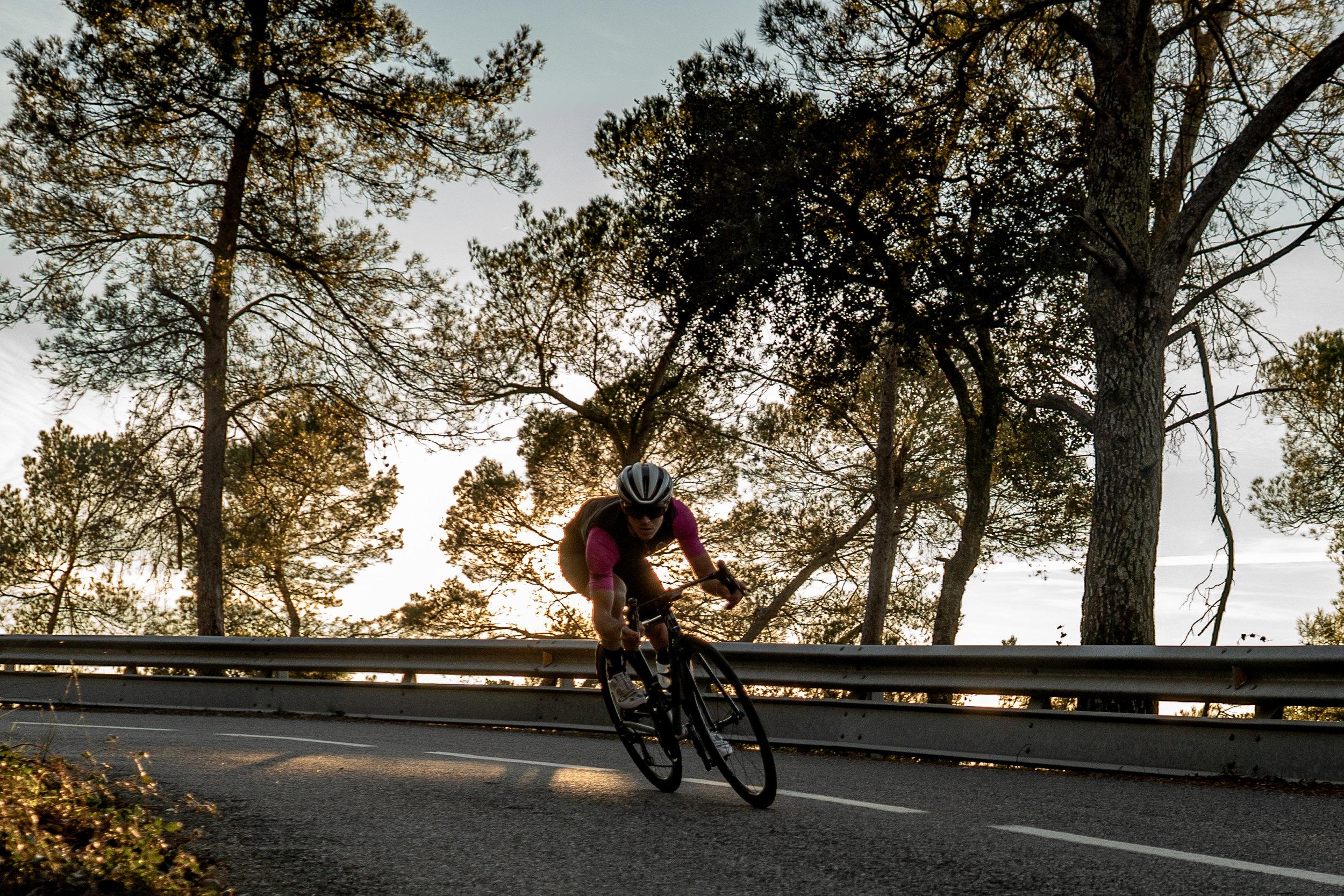 Alba Sunrise Ride -