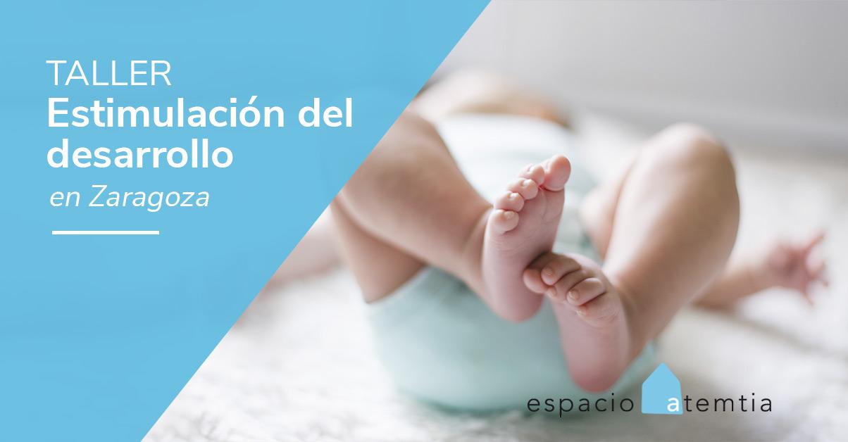 Taller de psicomotricidad en Zaragoza
