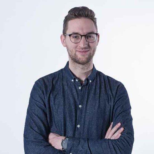 Thomas Ledoux   Lead Web Developer