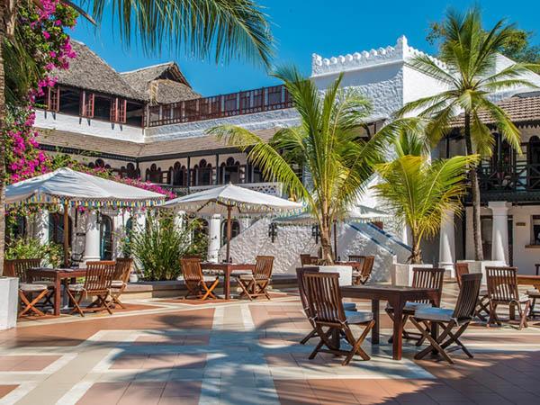 - Luxury Accommodations
