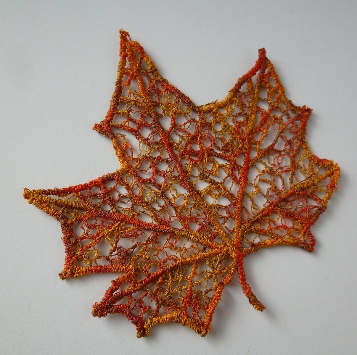 Maple leaf - Geraldine Beirne.jpg