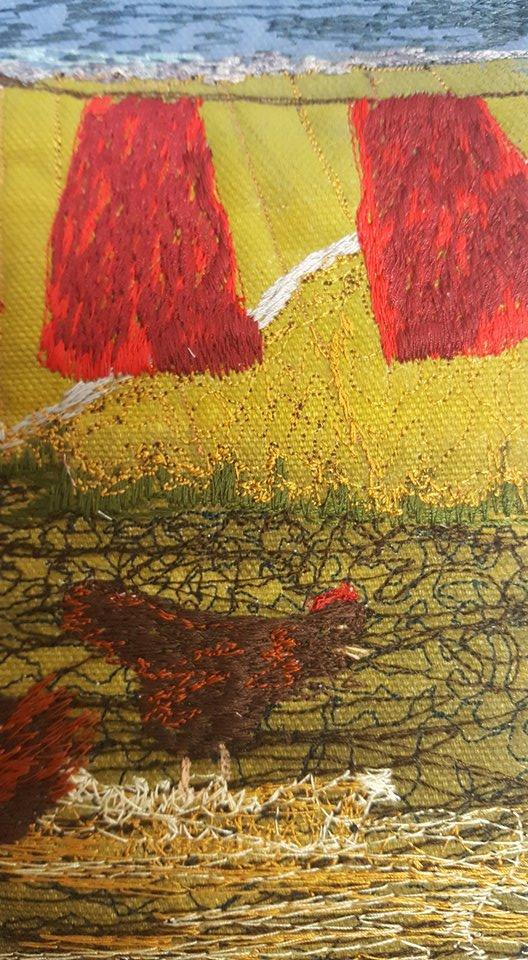 AUDREY STANLEY - 'STORIES IN THREAD'
