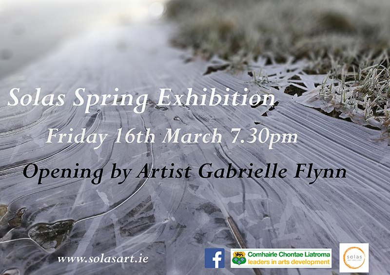 SPRING GROUP EXHIBITION -