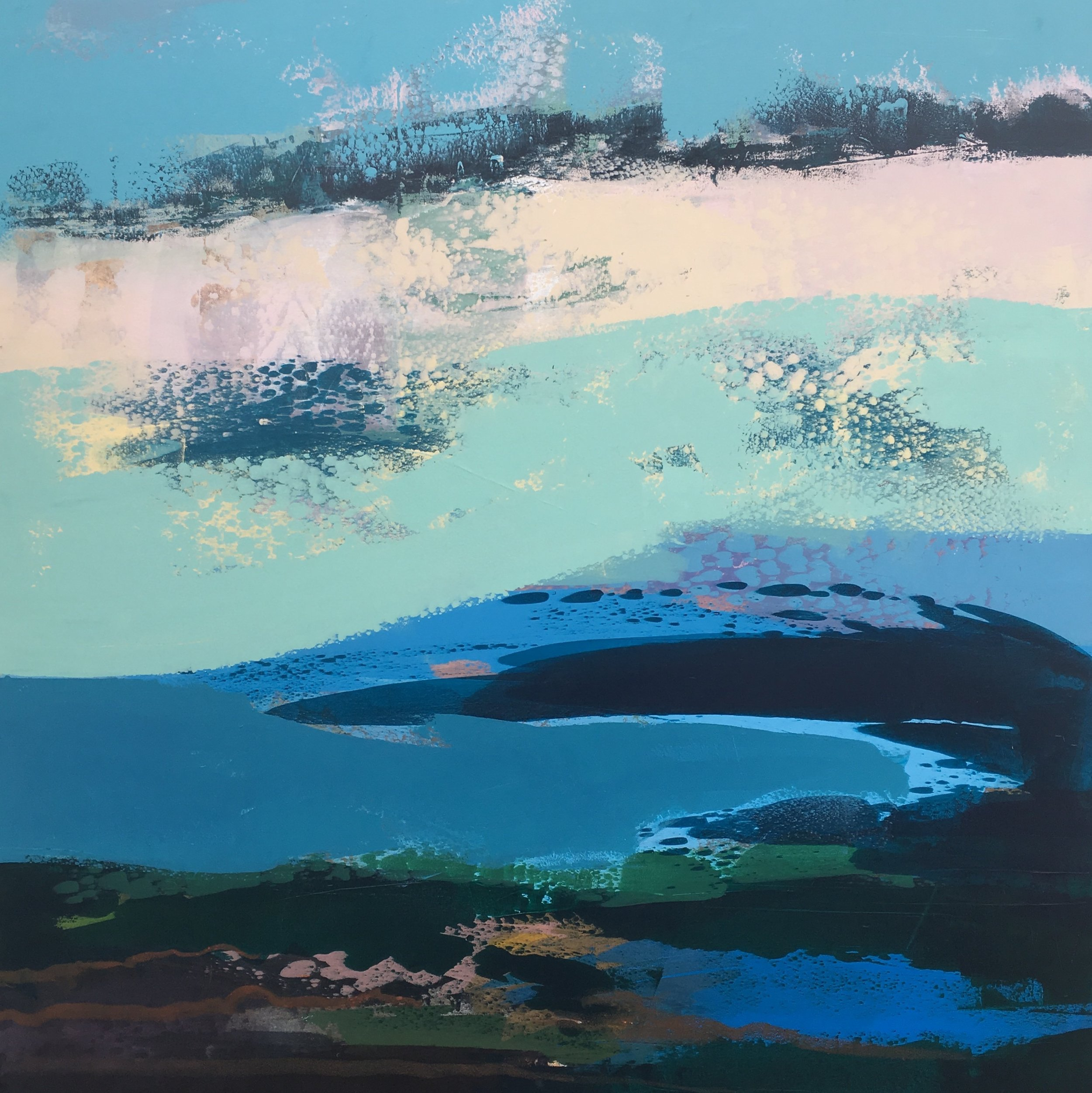 'LOOKING WEST' GRAINNE DOWLING -