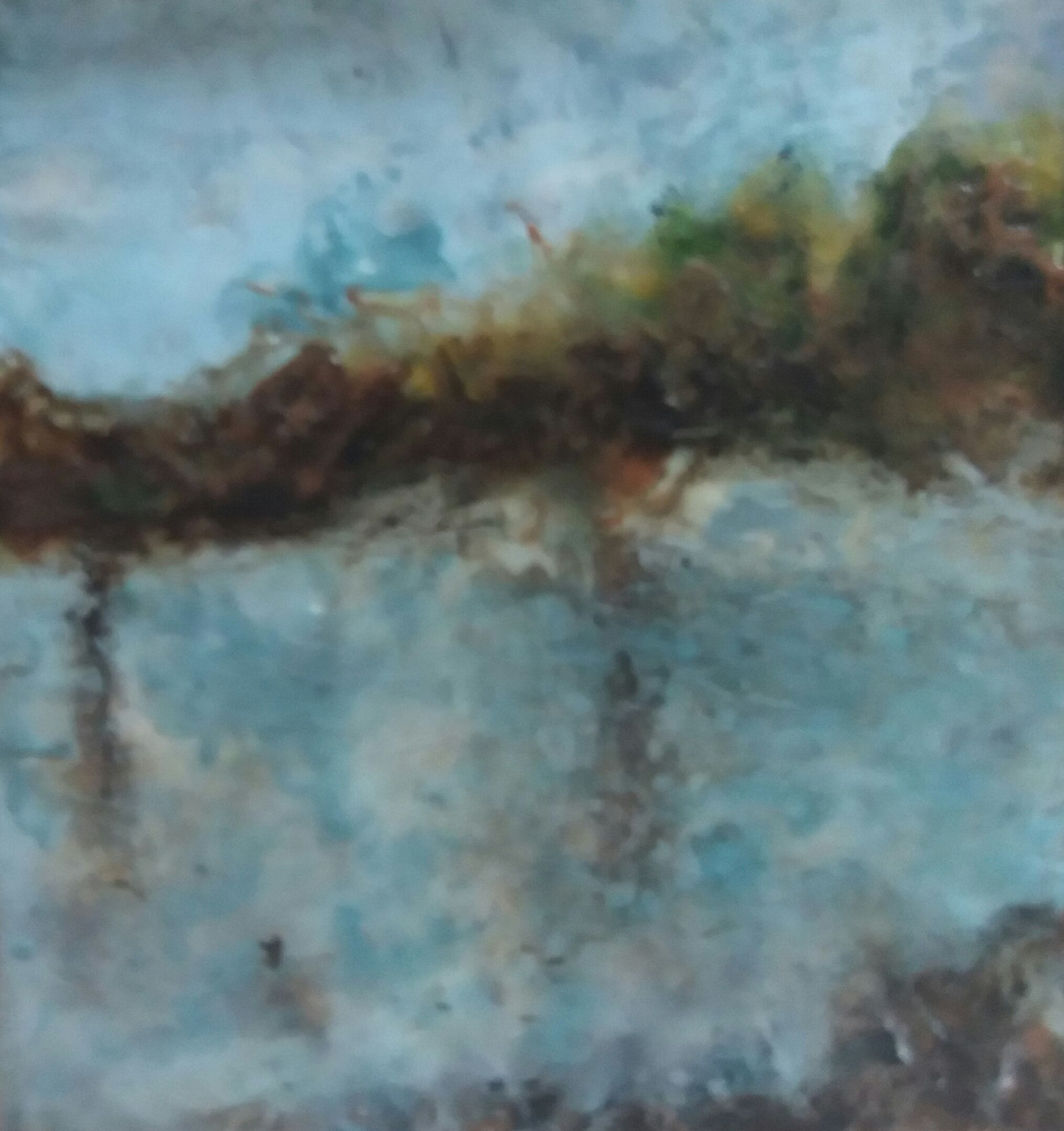 Rosemarie Langtry - 'ON OR BELOW THE SURFACE'