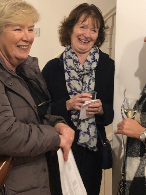 Marian O'Donoghue & Rosemarie Langtry at Solas Art Gallery 4.jpg