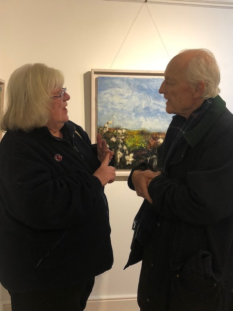 Marian O'Donoghue & Rosemarie Langtry at Solas Art Gallery 8.jpg