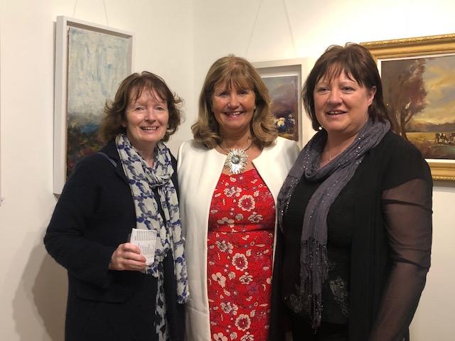 Marian O'Donoghue, Mary Carleton Reynolds & Rosemarie Langtry Solas Art Gallery.jpg 2.jpg