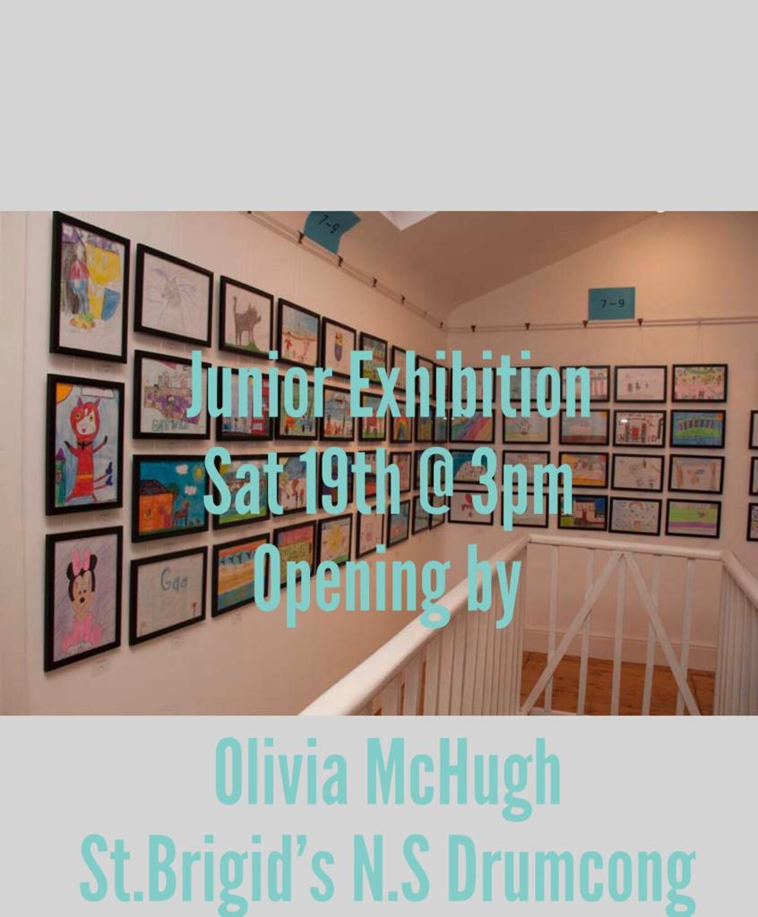 JUNIOR EXHIBITION 2019 -