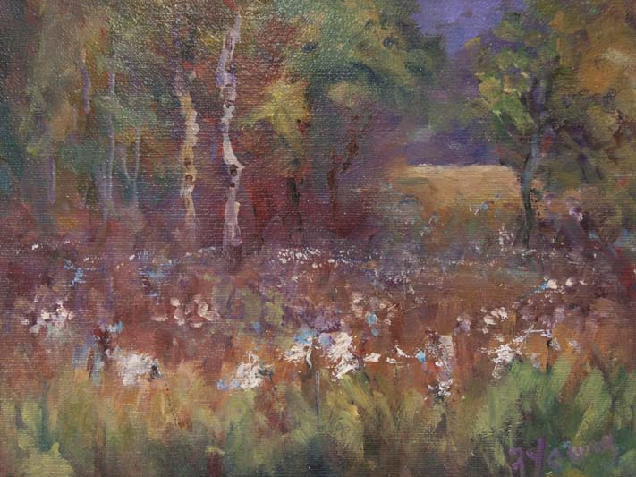 'May Bog', Freda Young, oils.jpg