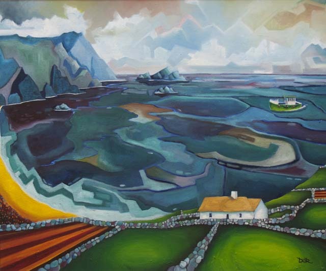 'Port' Desie O'Reilly, oil on canvas.jpg