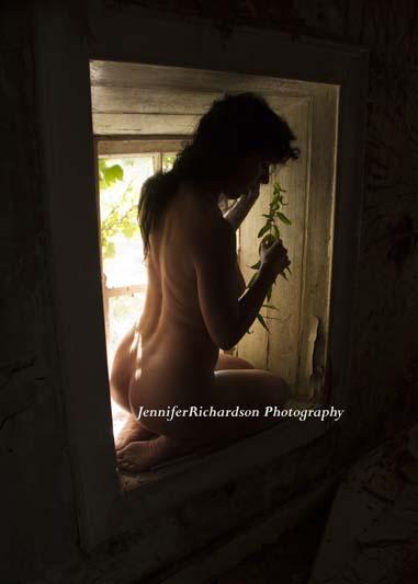 'Where the light is', Jennifer Richardson, photographic print.jpg