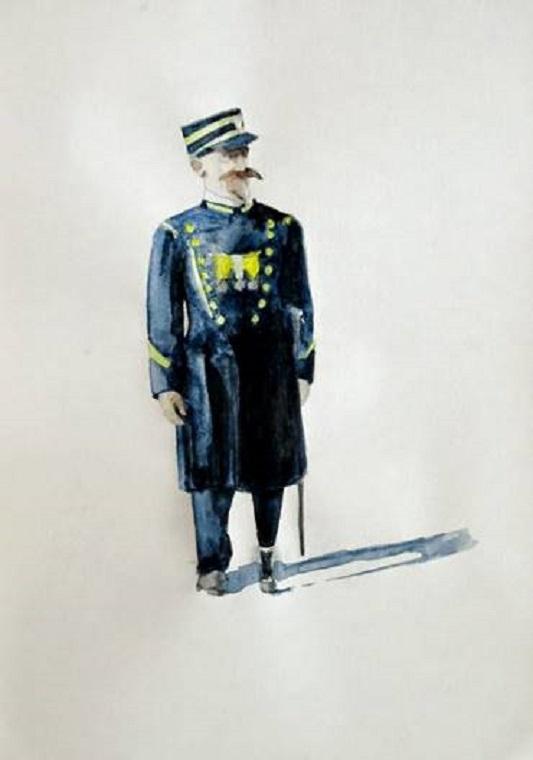Peg Leg, Amy McGovern, water colour on paper 29x21 cm.jpg