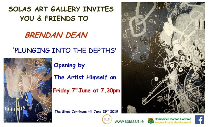 brendan dean 'plunging into the depths' -