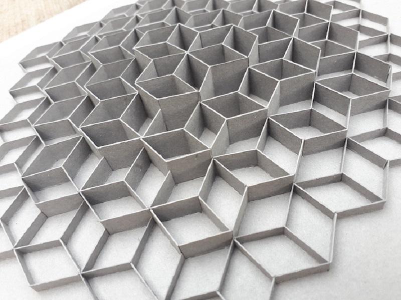 Miriam Fitzgerald Juskova, 'Sketch geometry 001'.jpg