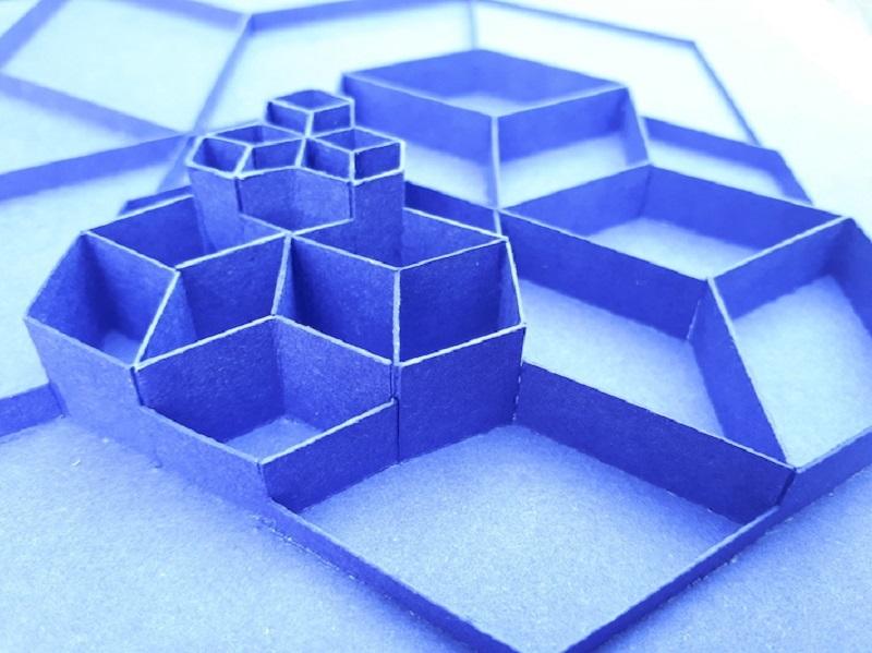 Miriam Fitzgerald Juskova, 'Sketch geometry 002'.jpg