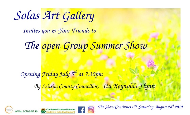 SUMMER GROUP EXHIBITION 2019 -