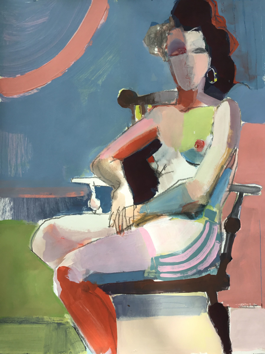 - Heirloom ChairSaatchi Art Online highlighted Heirloom Chair, artist featured in a collection.