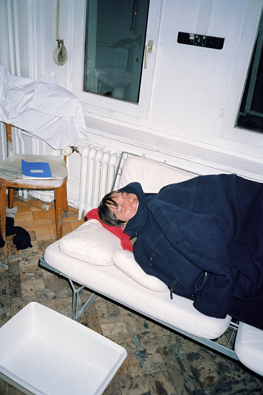 Artist Portrait:  David Chieppo, Zürich, 2008