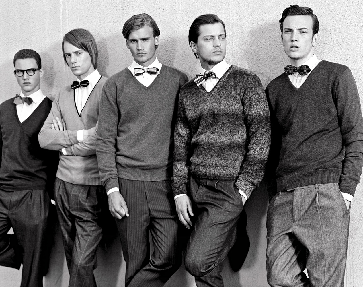 The Gentle of Men , Strellson Menswear No. 1 Magazine