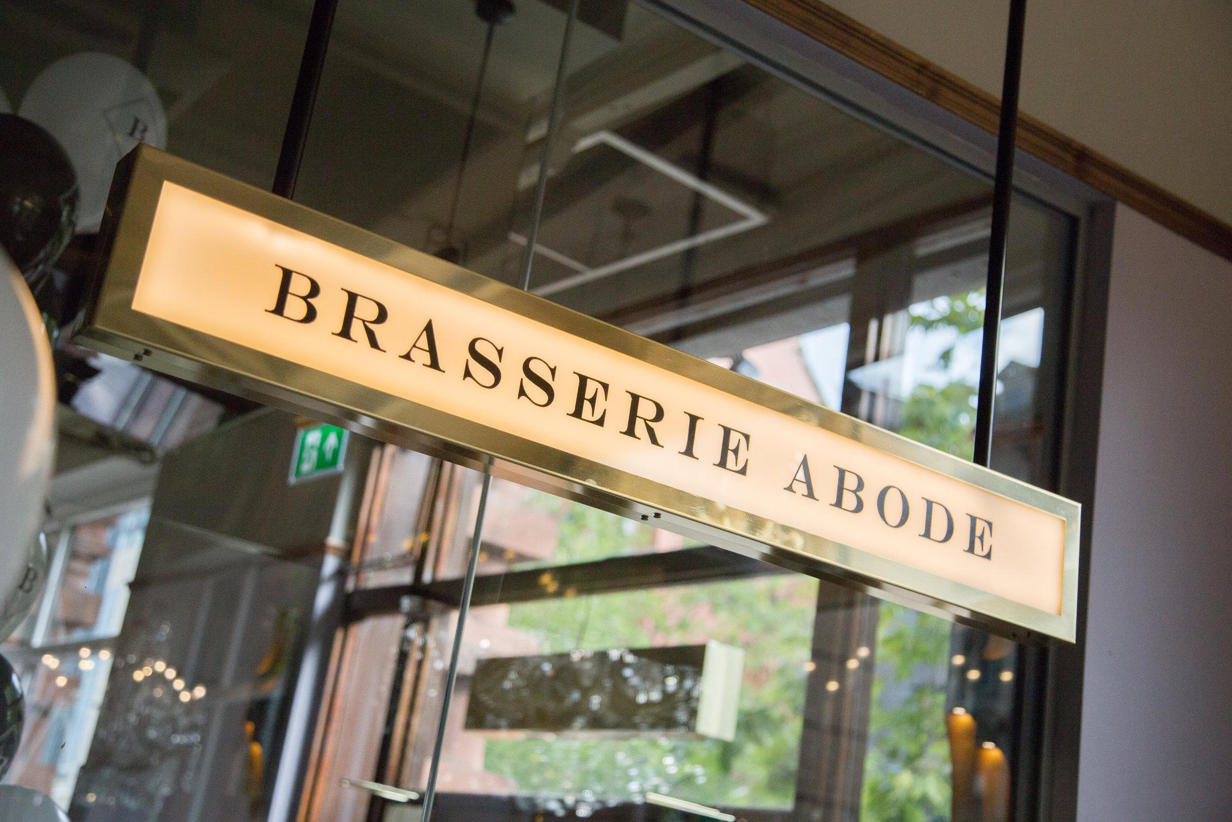 Brasserie Abode - Drink, Dine & Dance
