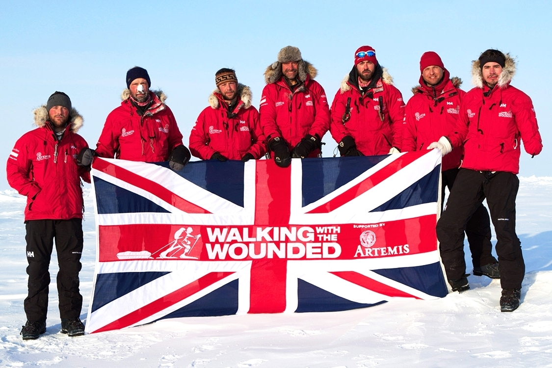 WWTW TEAM GB - A Special Audience with Walking With The Wounded Team GB