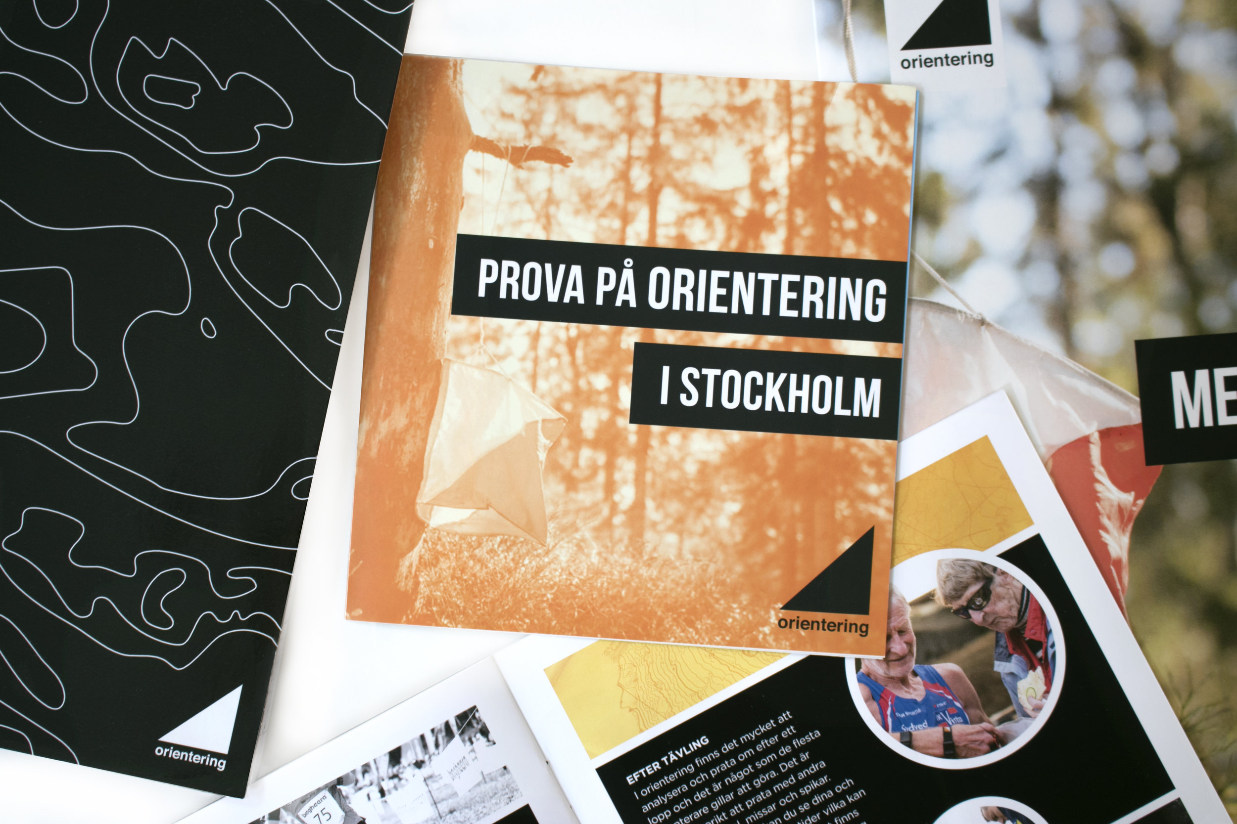 orientering.se  BRAND IDENTITY, WEBSITE & COMMUNICATION