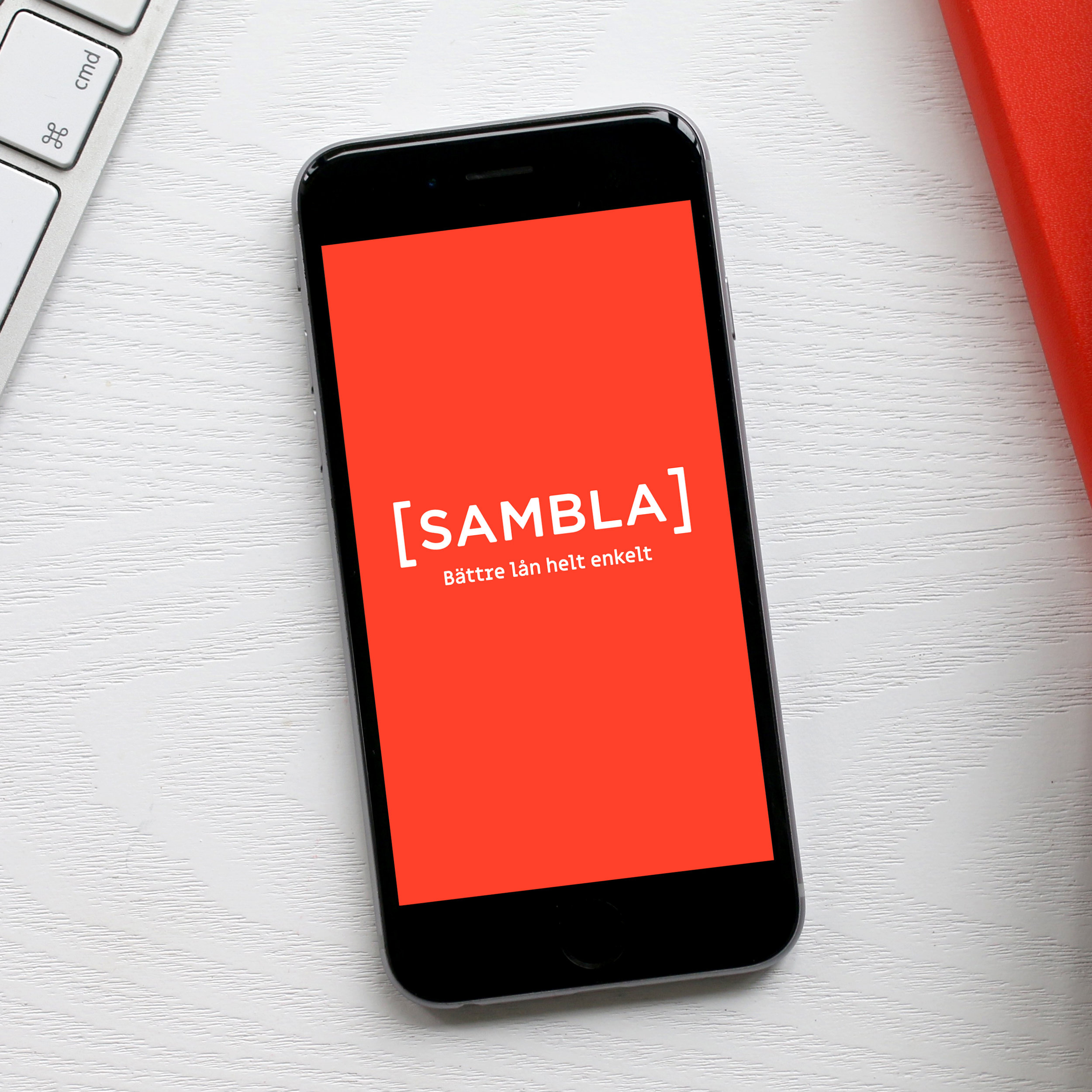 Sambla  BRAND IDENTITY, WEBSITE & COMMUNICATION