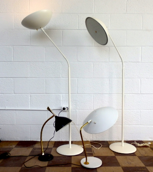 Collection of Gerald Thurston for Lightoliere Lamps from TOM GIBBS STUDIO