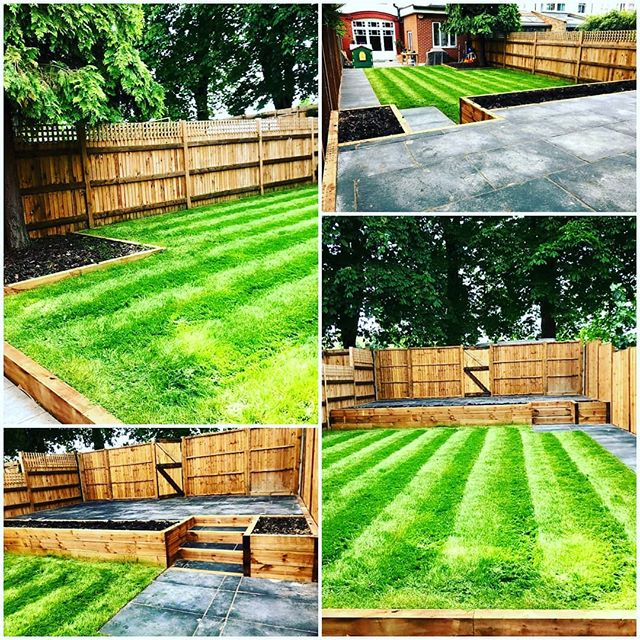 All you need is Green Elite!  Have a look at our other complete family garden ready for #summerfun !  Visit our website to see how we can transform your #garden www.green-elite.co.uk  Don't forget to follow us on Facebook  https://m.facebook.com/greenelite.landscaping/?ref=bookmarks  #summertime #greenelite #BBQ #dreamgarden #enjoylife #familyfirst