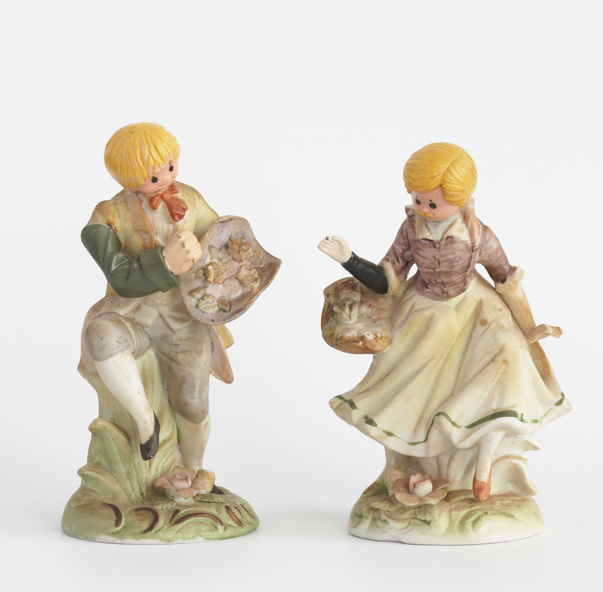 Flaxen Haired Dancing Couple (2005/2016)