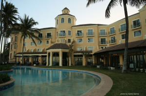 The Southern Sun property in Maputo