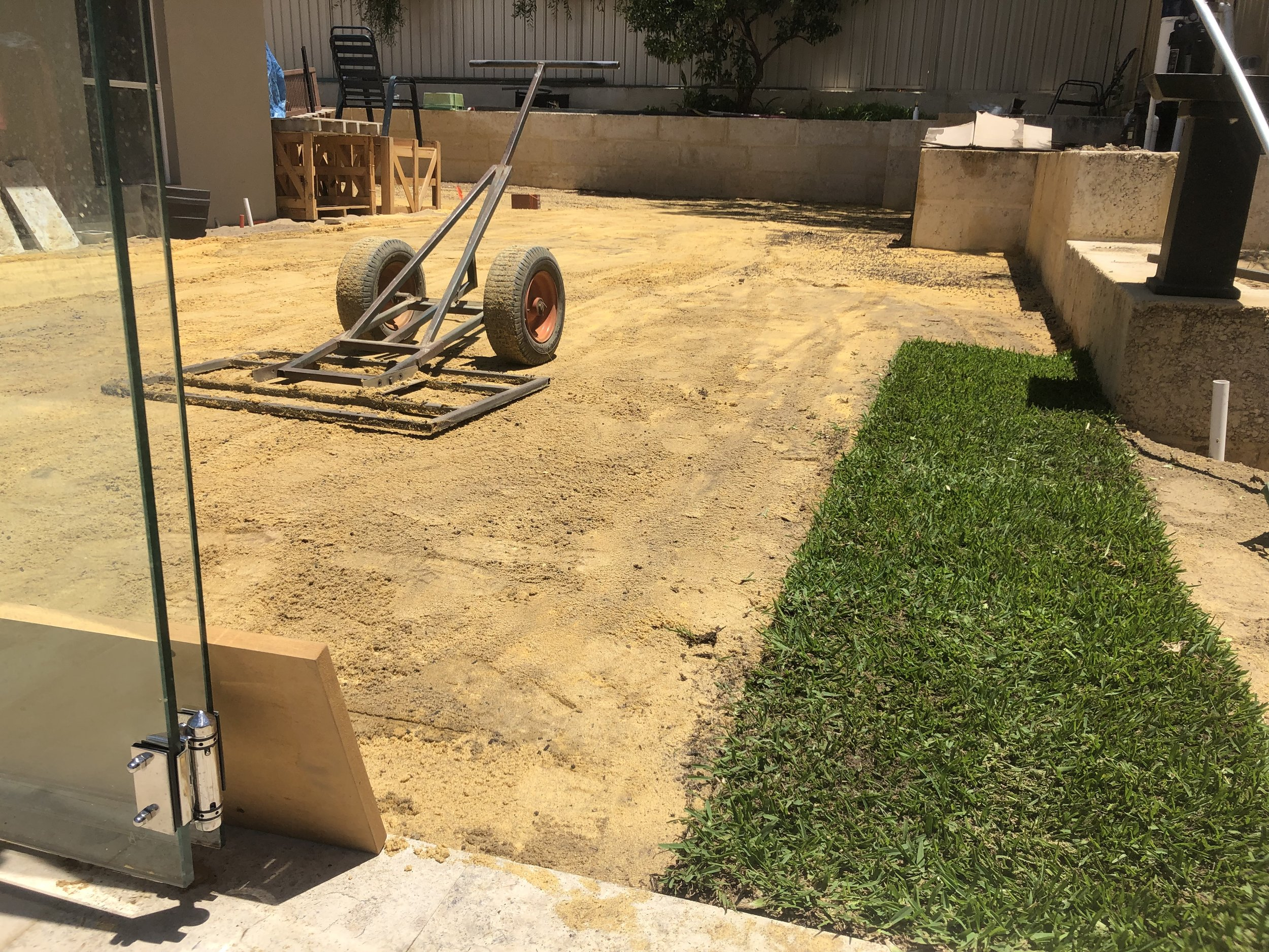 Lawn Installation Guide How To Install Lawn Soil Preparation Turf Maintenance