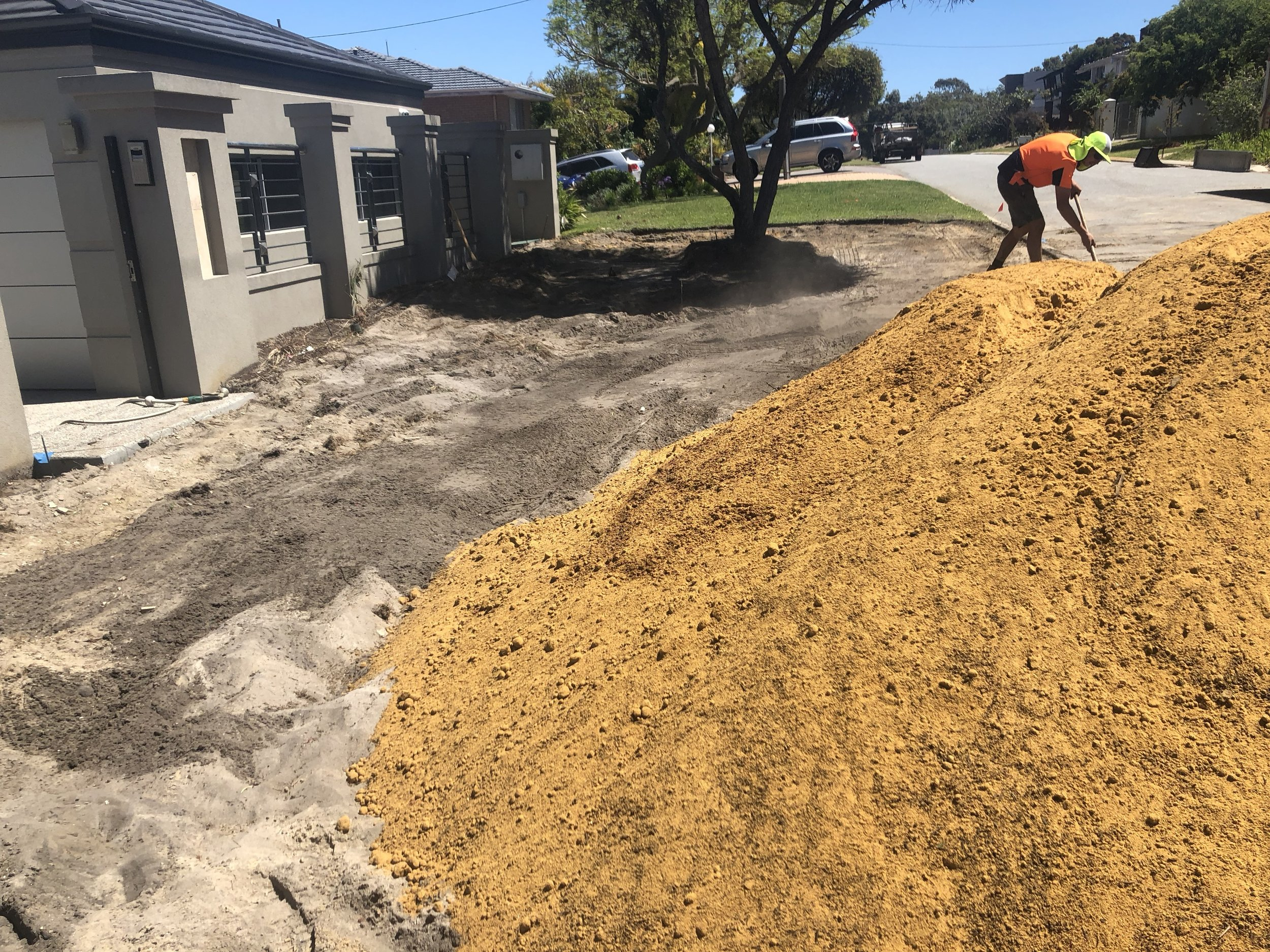 Soil/Sand Delivery - We've chosen the best products in Perth for you order online to get phenomenal delivery prices.