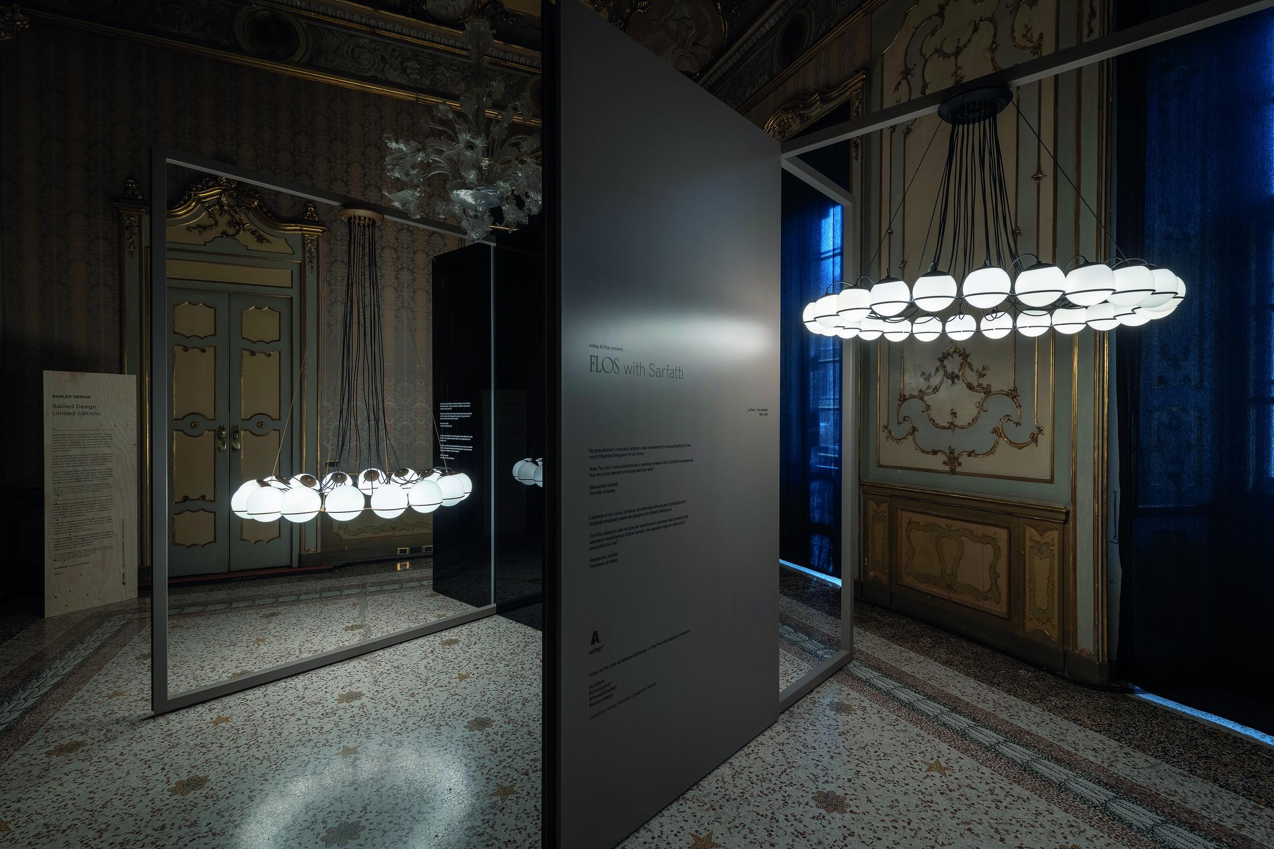 Le Sfere di Gino Sarfatti exhibition at Palazzo Litta 2018_1.jpg