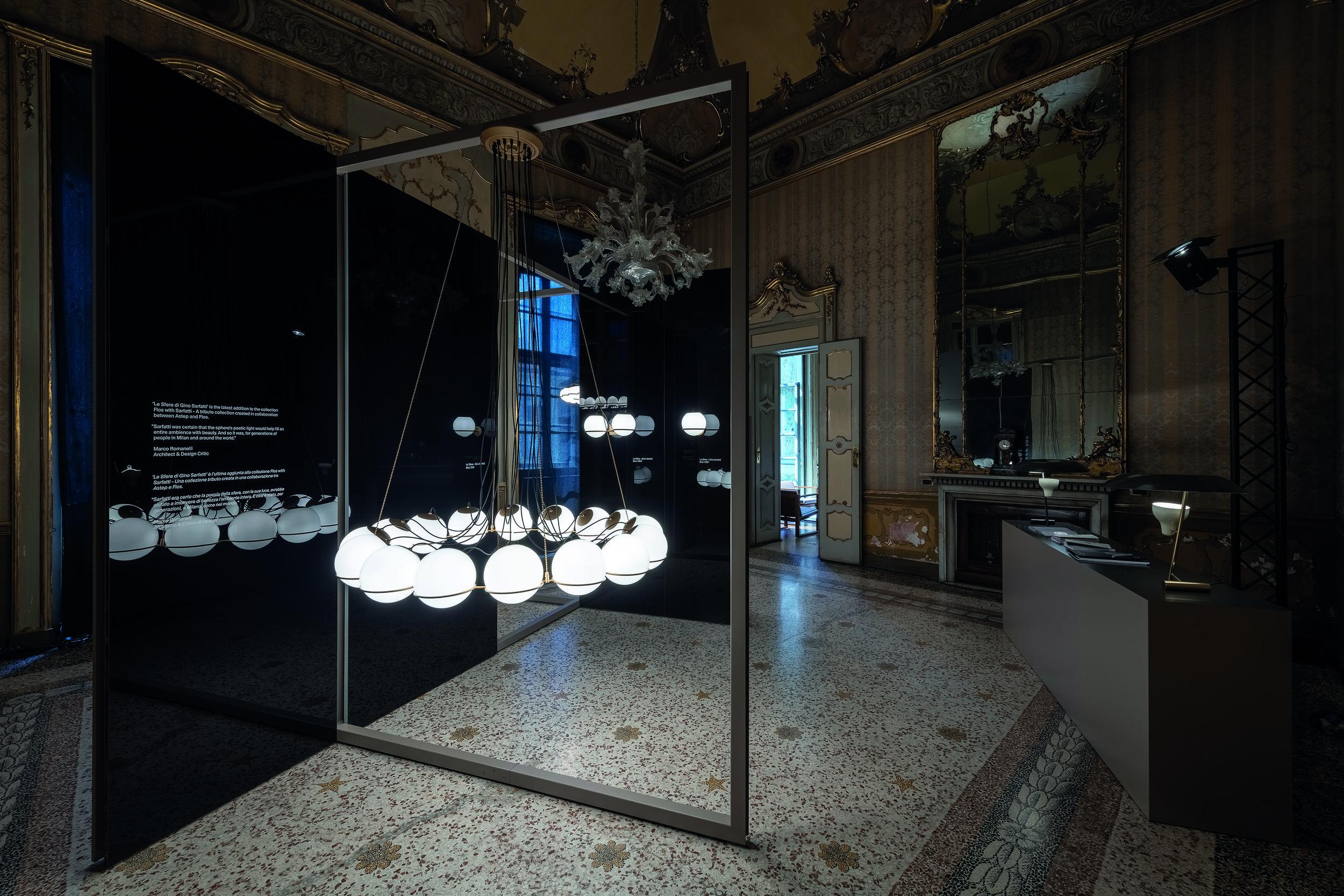 Le Sfere di Gino Sarfatti exhibition at Palazzo Litta 2018_5.jpg