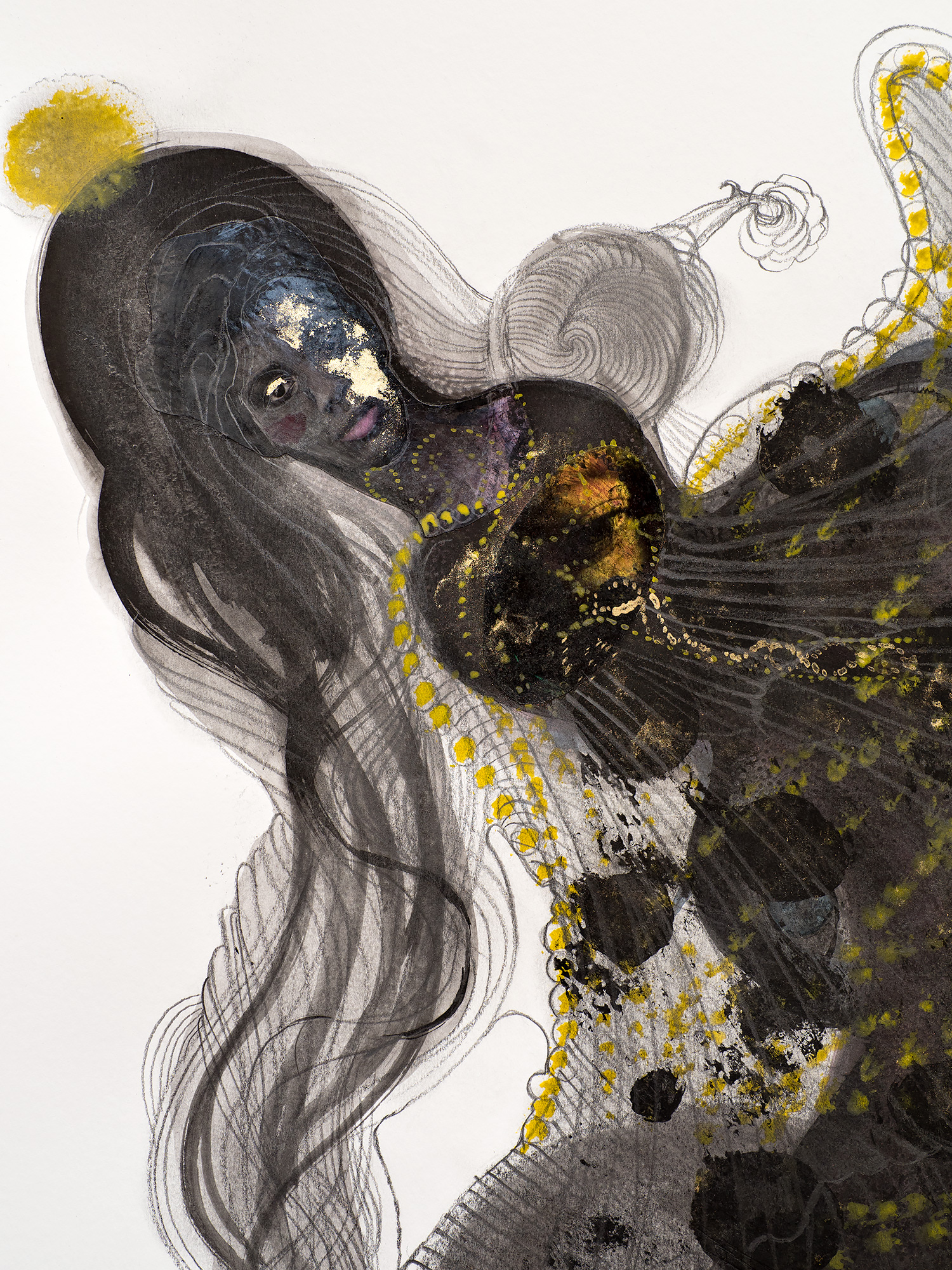 Velvet Silk detail