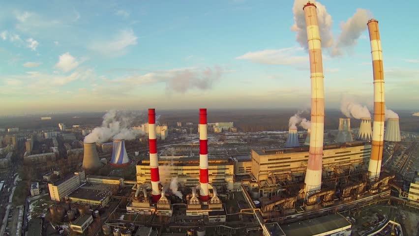 Refineries & Industrial Buildings