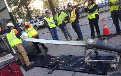 NYSEARCH/NGA & Con-Edison Demonstrate CIPL Pipe Liner 2014