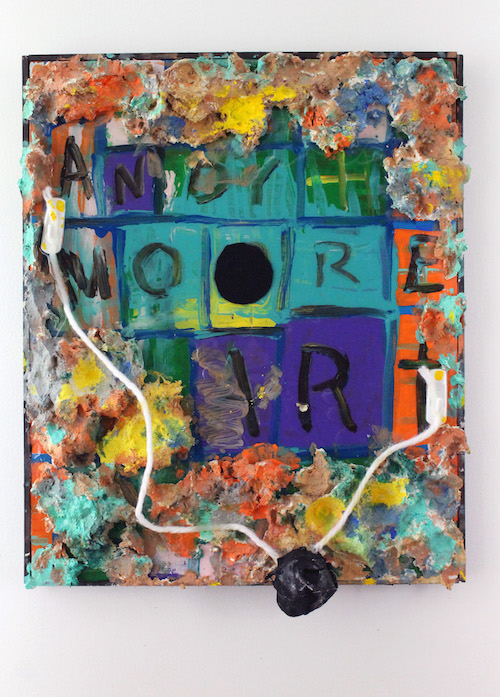 Andy Moore,  My Art